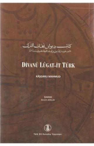 Divanü Lugatit Türk 2 Cilt Kutulu