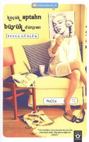 Dizüstü Edebiyat 01 Küçük Aptalın Büyük Dünyası Pucca Günlük 1