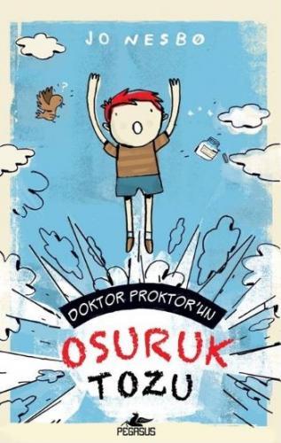 Doktor Proktor'un Osuruk Tozu-1