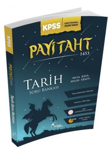 Doktrin KPSS Tarih Payitaht 1453 Örnek Çözümlü Soru Bankası 2020-YENİ