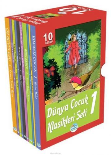 Dünya Çocuk Klasikleri 10 Kitap Set-1