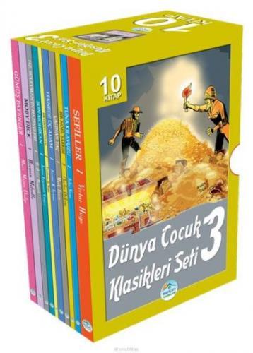 Dünya Çocuk Klasikleri 10 Kitap Set-3