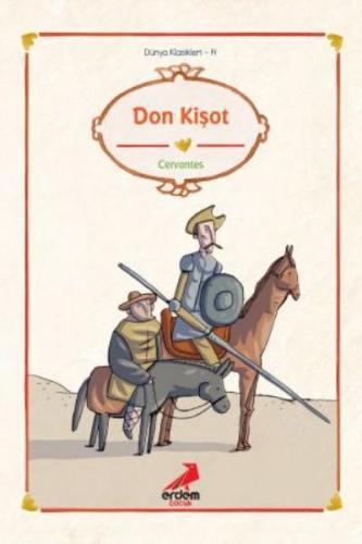 Dünya Çocuk Klasikleri 14-Don Kişot