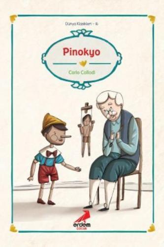 Dünya Çocuk Klasikleri 16-Pinokyo