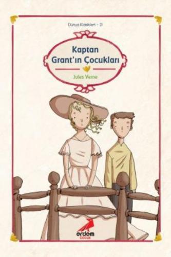 Dünya Çocuk Klasikleri 21-Kaptan Grantın Çocukları