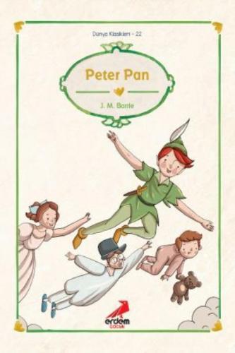 Dünya Çocuk Klasikleri 22-Peter Pan