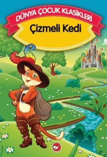 Dünya Çocuk Klasikleri-Çizmeli Kedi Düz Yazı
