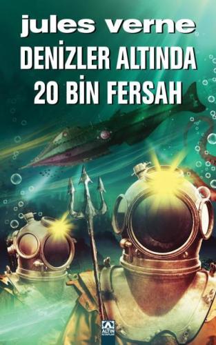 Dünya Klasikleri-Denizler Altında 20 Bin Fersah-Ciltli