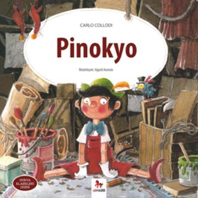 Dünya Klasikleri Dizisi-Pinokyo