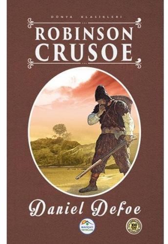 Dünya Klasikleri-Robinson Crusoe