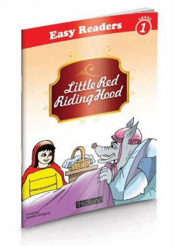 Easy Readers Level-1 Little Red Riding Hood