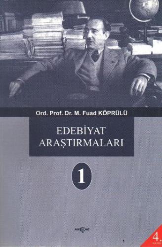 Edebiyat Araştırmaları-1