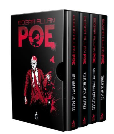 Edgar Allan Poe Seti Edgar Allan Poe