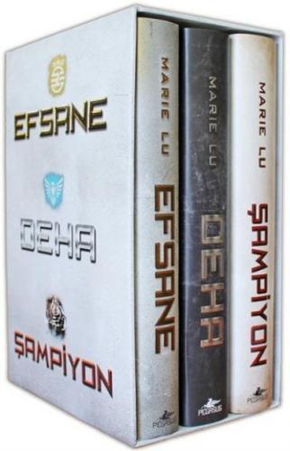 Efsane Serisi Seti - 3 Kitap