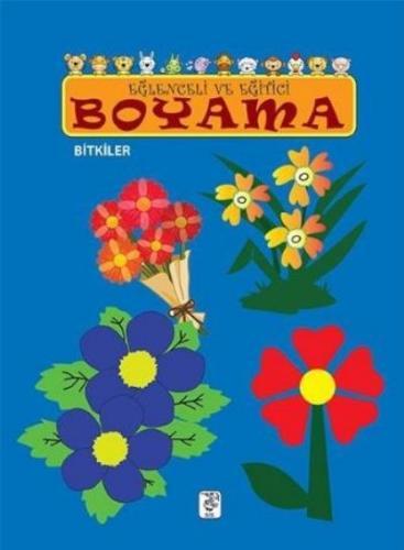 Eğlenceli ve Eğitici Boyama Bitkiler