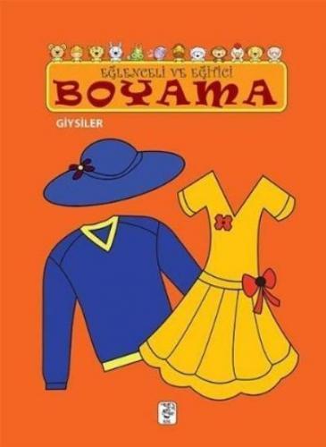 Eğlenceli ve Eğitici Boyama Giysiler