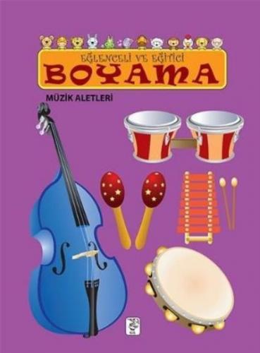 Eğlenceli ve Eğitici Boyama Müzik Aletleri