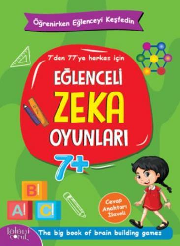 Eğlenceli Zeka Oyunları-Yeşil Kitap