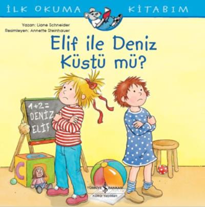 Elif İle Deniz Küstü mü-İlk Okuma Kitabım