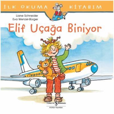 Elif Uçağa Biniyor