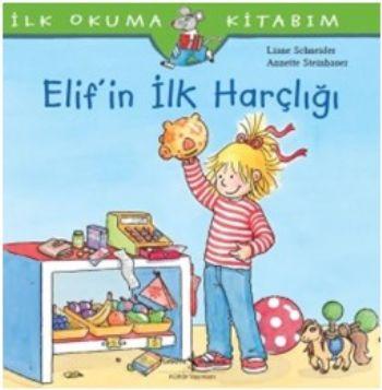 Elifin İlk Harçlığı İlk Okuma Kitabım