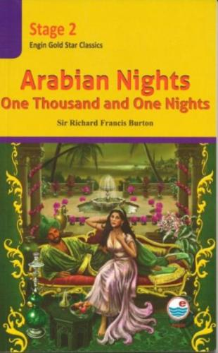 Engin Stage-2 Arabian Nights Cd li