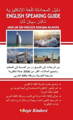 English Speaking Guide-Araplar İçin İngilizce Konuşma Kılavuzu