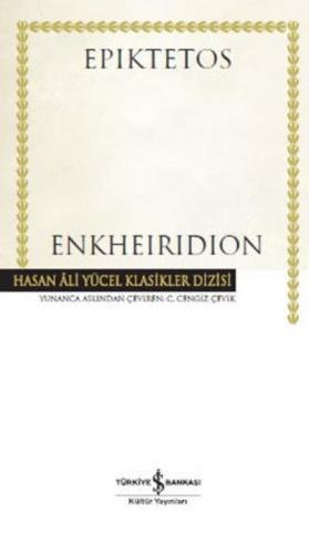 Enkheiridion-Ciltli