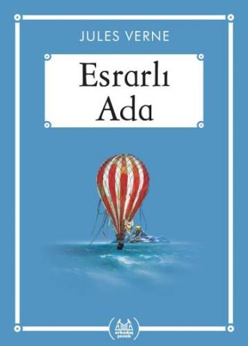 Esrarlı Ada-Gökkuşağı Cep Kitap