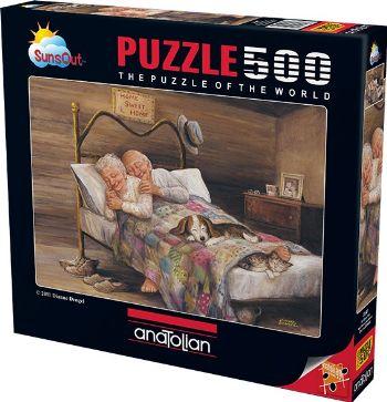 Ev Gibisi Yok (Puzzle 500) 3541