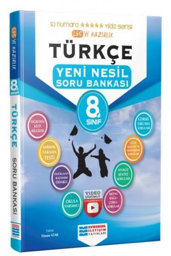 Evrensel 8. Sınıf Türkçe Video Çözümlü Soru Bankası-YENİ Evrensel İlet