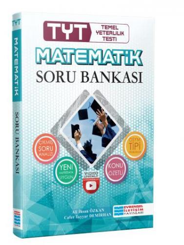 Evrensel TYT Matematik Video Çözümlü Soru Bankası-YENİ Ali İhsan Özkan