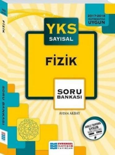 Evrensel YKS Fizik Soru Bankası Aydın Akbay