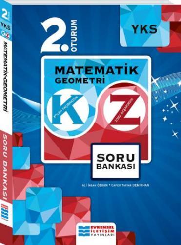 Evrensel YKS Matematik Geometri Soru Bankası 2. Oturum Ali İhsan Özkan