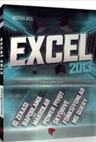 Excel 2013 Mustafa Akça