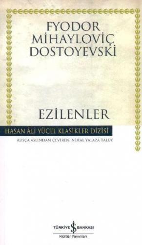 Ezilenler (K.Kapak) Fyodor Mihayloviç Dostoyevski
