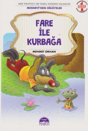 Fare İle Kurbağa 1. Sınıf Mesnevi'den Hikayeler