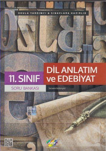 FDD 11. Sınıf Dil Anlatım ve Edebiyat Soru Bankası