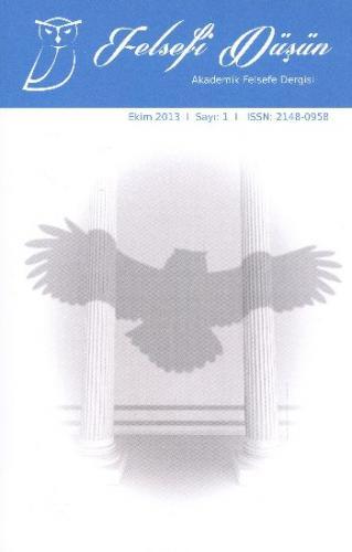 Felsefi Düşün Dergi