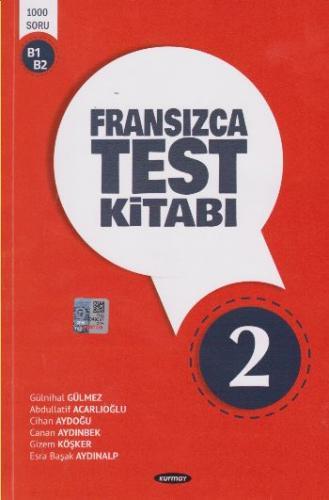 Fransızca Test Kitabı 2
