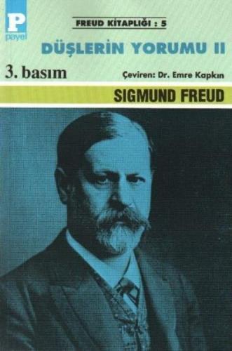 Freud Kitaplığı Düşlerin Yorumu- 4 ve 5. Cilt Takım
