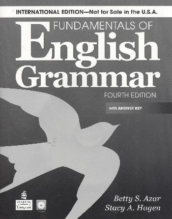 Fundamentals of English Grammar with Answer Key