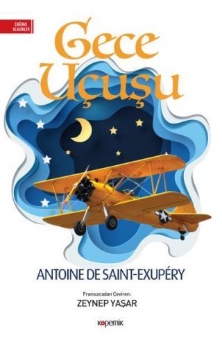 Gece Uçuşu Antoine de Saint-Exupery