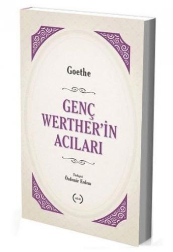 Genç Wertherin Acıları Goethe