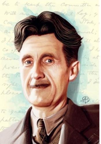 George Orwell-Yumuşak Kapak Defter