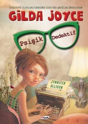 Gilda Joyce 1 - Psişik Dedektif (Ciltli)
