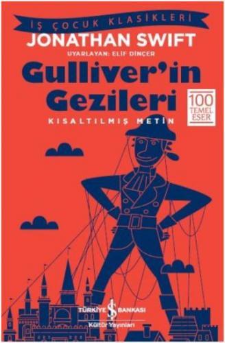 Gulliver'in Gezileri-Kısaltılmış Metin