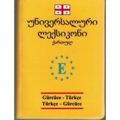 Gürcüce Cep Universal Sözlük