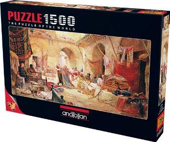 Halı Pazarı (Puzzle 1500) 3770