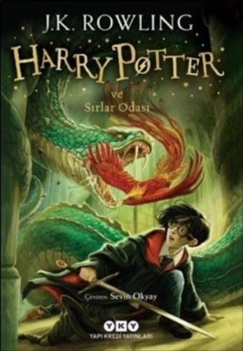 Harry Potter-2: Harry Potter ve Sırlar Odası J.K. Rowling